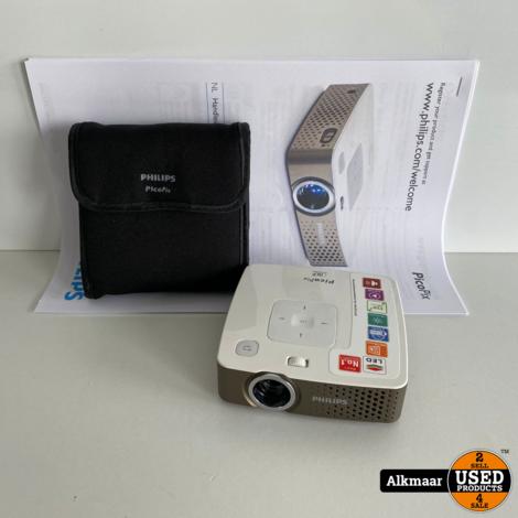Philips PicoPix PPX3410 | Full-HD beamer | Op accu
