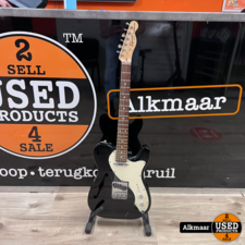 fender Fender Squier Classic Vibe 70s Telecaster Thinline Zwart-wit