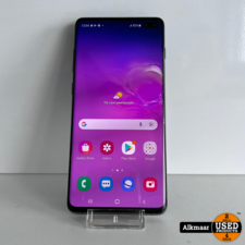 Samsung Samsung Galaxy s10 Plus 128GB Zwart