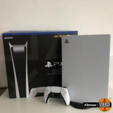 Sony Sony Playstation 5 Digital Edition 825GB   Nieuwstaat!