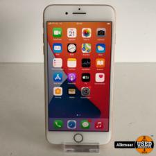 Apple Apple IPhone 8 Plus 64GB Rose Gold   NIEUWE ACCU!