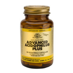 Solgar Advanced Acidophilus Plus Vc 0025 (120St) VSR2008
