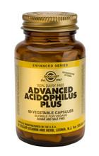 Solgar Solgar Advanced Acidophilus Plus Vc 0025 (120St) VSR2008