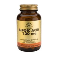 Solgar Alpha Lipoic Acid 120Mg Vc 0057 (60St) VSR2020