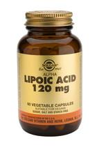 Solgar Solgar Alpha Lipoic Acid 120Mg Vc 0057 (60St) VSR2020