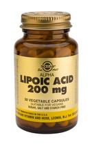 Solgar Solgar Alpha Lipoic Acid 200Mg Vc 0058 (50St) VSR2021