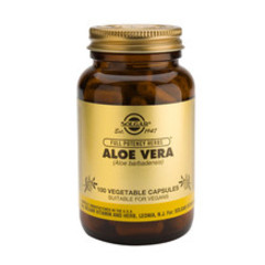 Solgar Aloe Vera Vc 3738 (100St) VSR2023