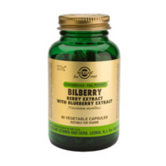 Solgar Bilberryberry Extract Bosbes Vc 4110 (60St) VSR2041