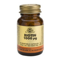 Solgar Biotin 1000Ug Vc 0310 (50St) VSR2043