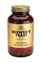 Solgar Solgar Brewers Yeast Biergist Tab 0400 (250St) VSR2049