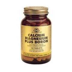 Solgar Calcium Magnesium + Boron Tab 0516 (250St) VSR2054