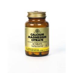 Solgar Calcium Magnesium Citrate Tab 0508 (50St) VSR2057