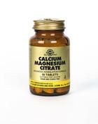 Solgar Solgar Calcium Magnesium Citrate Tab 0509 (100St) VSR2058