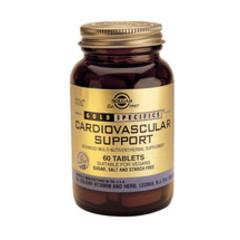 Solgar Cardiovascular Support Tab 0557 (60St) VSR2066