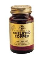Solgar Solgar Chelated Copper Tab 0640 (100St) VSR2076