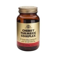 Solgar Cherry Turmeric Complex Vc 36213 (60St) VSR2084
