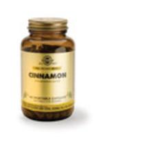 Solgar Cinnamon Kaneel Vc 0877 (100St) VSR2090