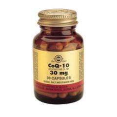 Solgar Co-Enzyme Q10 30Mg Vc 0932 (60St) VSR2097