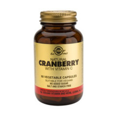 Solgar Cranberry Extract Vc 0955 (60St) VSR2102