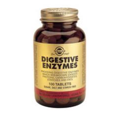 Solgar Digestive Enzymes Tab 1000 (100St) VSR2108