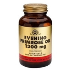 Solgar Evening Primrose Oil 1300Mg Teunisbloem Sft 1056 (30St) VSR2132