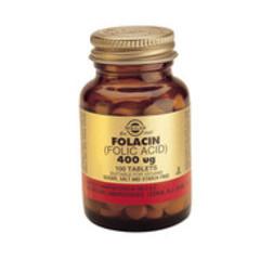 Solgar Folacin 400Ug Tab 1081 (250St) VSR2145