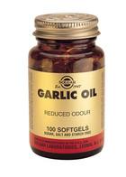 Solgar Solgar Garlic Oil Knoflookolie Sft 1220 (100St) VSR2160