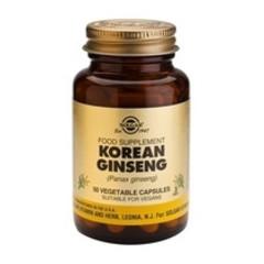 Solgar Ginseng Korean Vc 3960 (50St) VSR2165