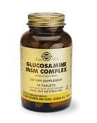 Solgar Solgar Glucosamine Msm Complex Schaaldiervrij Tab 1314 (60St) VSR2174