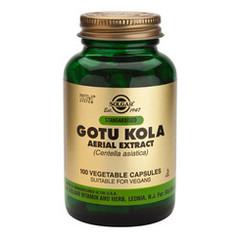 Solgar Gotu Kola Aziatische Waternavel Vc 4165 (100St) VSR2180