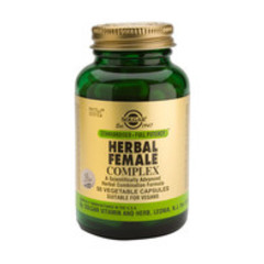 Solgar Herbal Female Complex Vc 4163 (50St) VSR2186