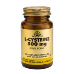 Solgar L-Cysteine 500Mg Vc 0960 (30St) VSR2202