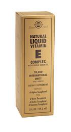 Solgar Solgar Liquid Vitamin E Complex 1600 (59,2Ml) VSR2209