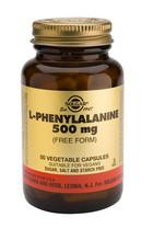 Solgar Solgar L-Phenylalanine 500Mg Vc 2200 (50St) VSR2217