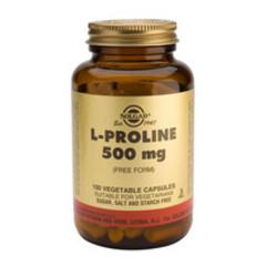 Solgar L-Proline 500Mg Vc 2276 (100St) VSR2218