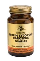 Solgar Solgar Luteine Lycopene Carotene Complex Vc 1671 (30St) VSR2222