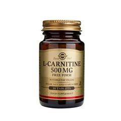 Solgar L-Carnitine Tab 500Mg 0571 (60St) VSR2233