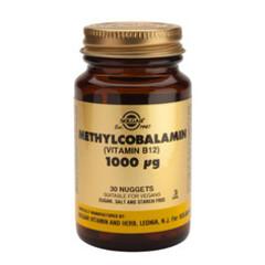 Solgar Methylcobalamin 1000Ug (B-12) Tab 1950 (30St) VSR2240