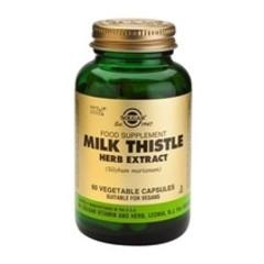 Solgar Milk Thistle Herb Extract Mariadistel Vc 4140 (60St) VSR2241