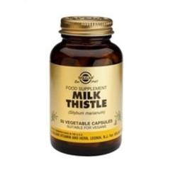 Solgar Milk Thistle Mariadistel Vc 3971 (50St) VSR2242