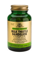 Solgar Solgar Milk Thistle/Dandelion Complex Vc 4172 (50St) VSR2244