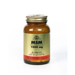 Solgar Msm 1000Mg Tab 1733 (60St) VSR2245