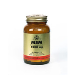 Solgar Msm 1000Mg Tab 1734 (120St) VSR2246