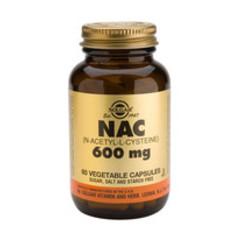 Solgar Nac 600Mg Vc 1791 (60St) VSR2250