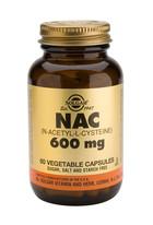 Solgar Solgar Nac 600Mg Vc 1791 (60St) VSR2250