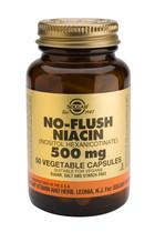 Solgar Solgar No Flush Niacin 500Mg (Vit B3) Vc 1910 (50St) VSR2256