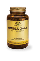 Solgar Solgar Omega 3-6-9 Sft 2028 (120St) VSR2262
