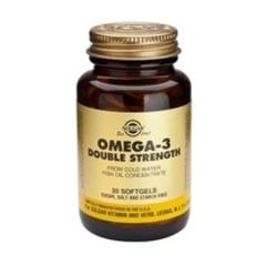 Solgar Omega-3 Double Strenght Sft 2050 (30St) VSR2264