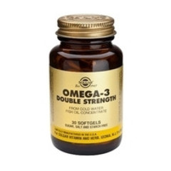 Solgar Omega-3 Double Strenght Sft 2051 (60St) VSR2265