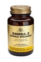 Solgar Solgar Omega-3 Double Strenght Sft 2051 (60St) VSR2265